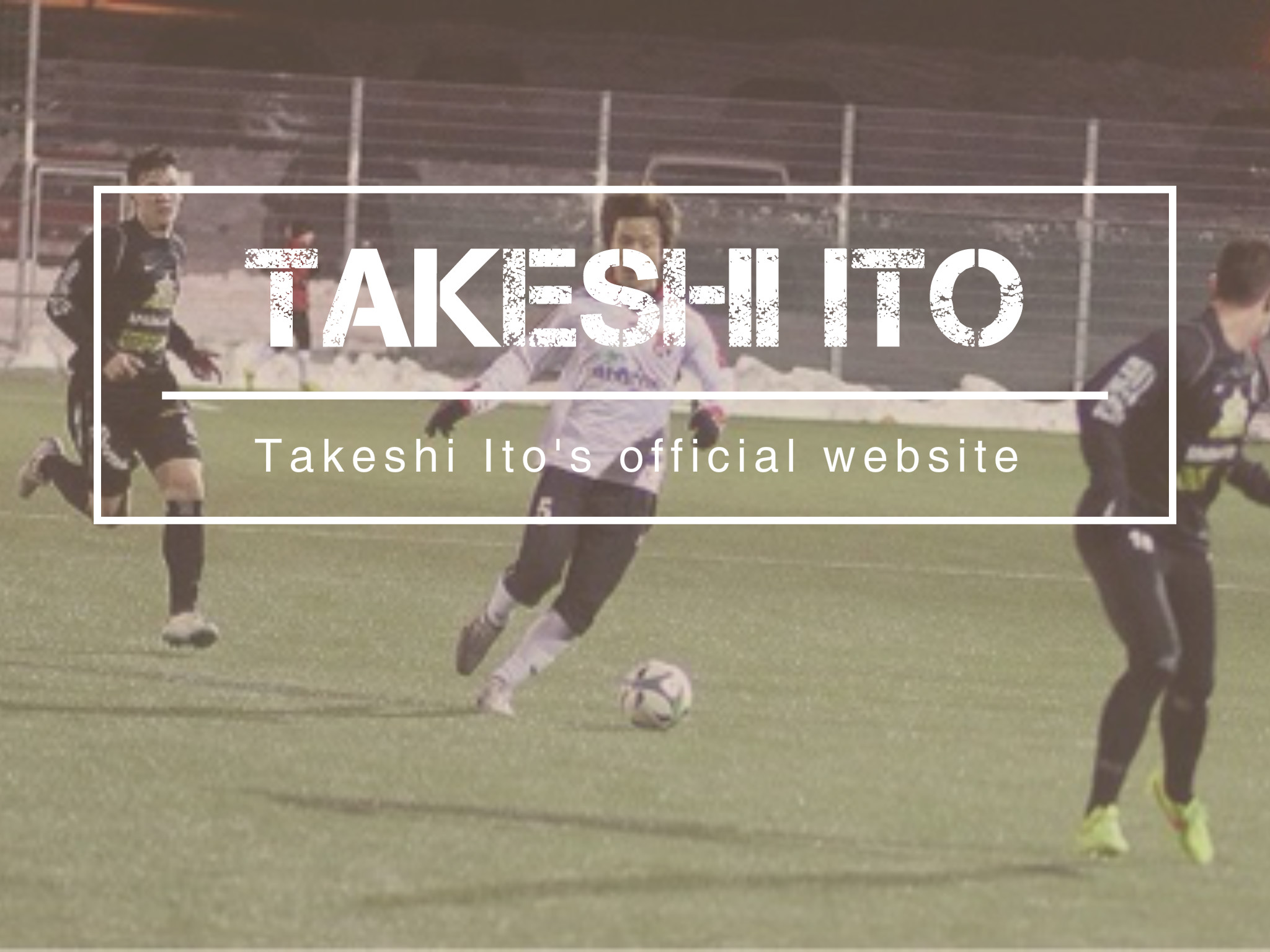 TAKESHI ITO Official Site