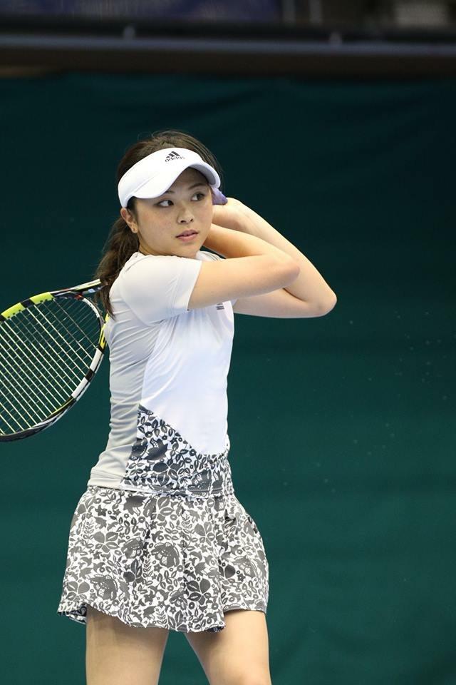 テニスプレーヤー山本ひかり公式応援サイト