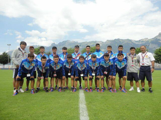 U-15ラオス代表チーム
